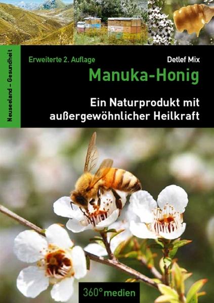 Bild von Buch: Manuka-Honig / Detlef Mix