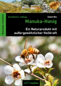 Buch: Manuka-Honig / Detlef Mix