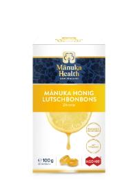 Manuka-Bonbons Zitrone