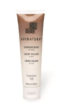 APINATURA Sonnencreme 100ml (Faktor 16)